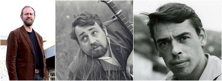 Plakat: Arild Sundt synger Cornelis Vreeswijk og Jacques Brel